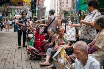 平均壽命超越日本 香港人全球最長壽
