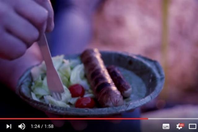 德國公司以樹葉製環保餐盤 28天即可分解