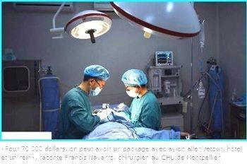 法國《費加羅報》大篇幅披露中共活摘器官