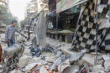 【影片】敘利亞女童快樂唱歌到一半,被這嚇人的事情打斷
