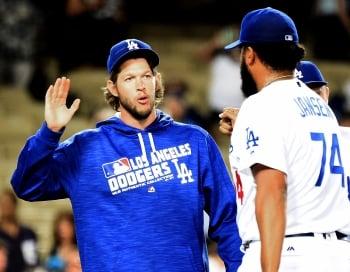 MLB/柯蕭練投狀況佳 重返投手丘再等等