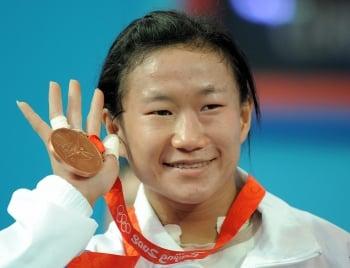北京奧運藥檢複驗 陳葦綾可望遞補金牌