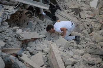 【更新】意大利6.2強震 37人罹難古城變廢墟