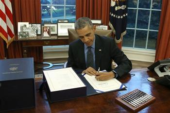 8歲女孩給總統寫信談憂慮 歐巴馬親筆回信