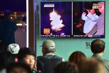 安理會譴責金正恩射導彈 北韓口出狂言
