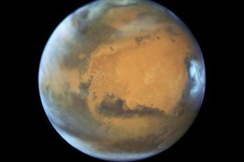 發明家推出「太空列車」概念  兩天登陸火星