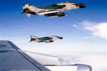 世界全能戰機F-4 歷經50年仍為最佳