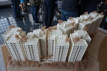 台中勞工住宅「新業宜家」開始申請