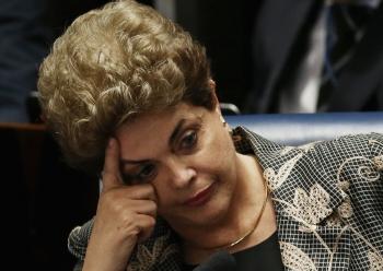 巴西總統彈劾在即  3接班人涉貪