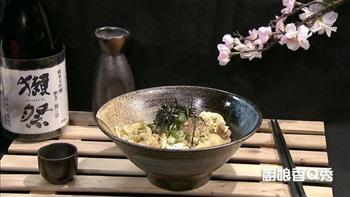 【廚娘香Q秀】日式親子丼/日式柴魚涼拌洋蔥絲