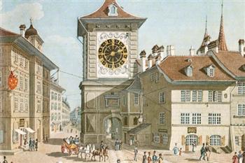 中世紀古鐘樓 啟發愛因斯坦相對論靈感