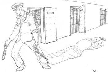 廣東監獄黑幕:八年冤獄 六旬老人不斷被酷刑折磨