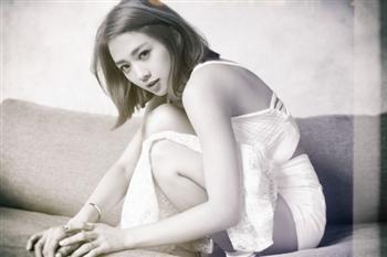 吳映潔在韓受訓出輯 一改可愛形象當小女人