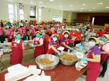 羅東鎮農會100周年慶 品嘗在地米食餐點