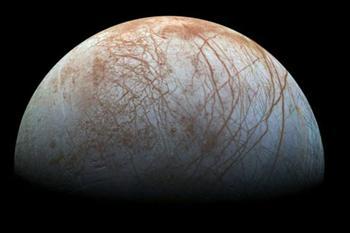 NASA:更多證據顯示木衛二或存在海洋