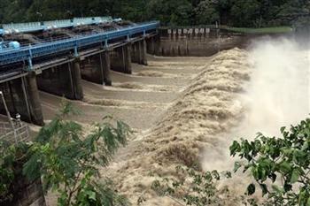 颱風豪雨原水濁度飆破萬 北水籲盡早儲水