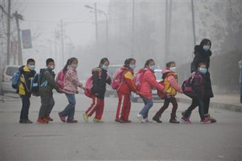 世衛:全球逾90%人口呼吸髒空氣