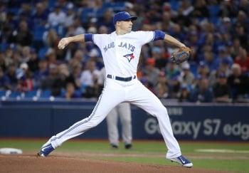 MLB/藍鳥投打發威 持續美聯外卡領先