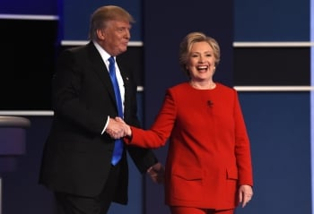陸網友看川希辯論  「美國總統真辛苦!」