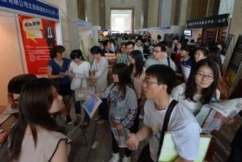 中國畢業生就業難 租住更困難