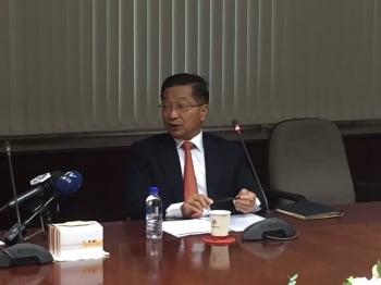 兆豐銀遭美重罰 董座:三措施改善