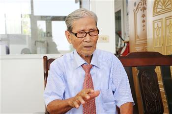 大芳醬油鎮廠之寶  蔡文斌:90歲算初老