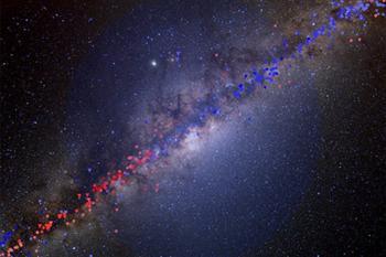 銀河系質量增大近1/3 更多新星出現