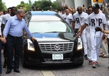 MLB/哀悼的一天  費南德茲29日告別式