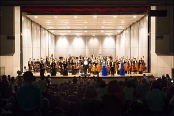 神韻交響樂台中主流讚:一生最大的音樂饗宴