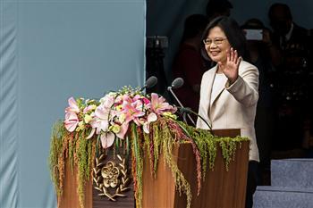 創黨30週年 蔡英文公開信:要擺脫對中國的過度依賴