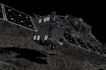 羅塞塔飛船「壽終正寢」 永遠留在彗星上