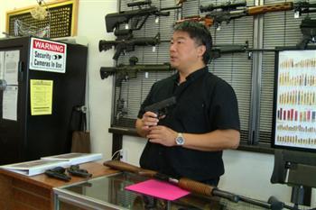 家防自衛 洛杉磯亞裔社區掀買槍熱