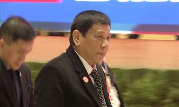 菲律賓總統杜特蒂:不會斷絕與美國關係