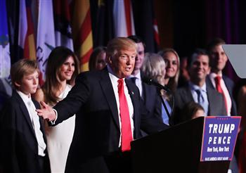 為何川普選上了美國總統 ?幾點分析告訴你