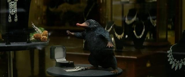 《哈利波特》系列外傳《怪獸與牠們的產地》劇照。