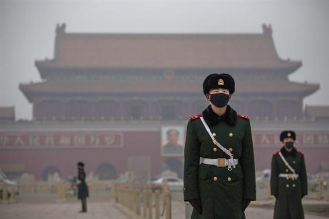 開先河 中國律師起訴北京市政府治霾不力
