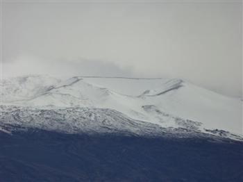 【影片】破天荒! 夏威夷下雪 積雪最深將達60公分