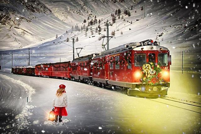 火車座位被他人佔,男子大度說:「我們不方便3小時,她不方便一生。」(Pixabay.com)
