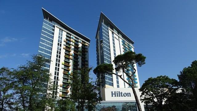 希爾頓酒店的來歷,是值得每個人都讀的故事。(Pixabay.com)