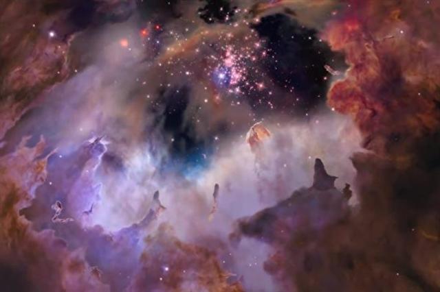 NASA將在2017年繼續深入太空探險。(NASA視頻截圖)