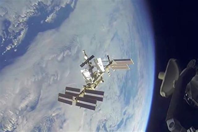 NASA將在國際空間站上安裝中子星觀測儀。(NASA視頻截圖)