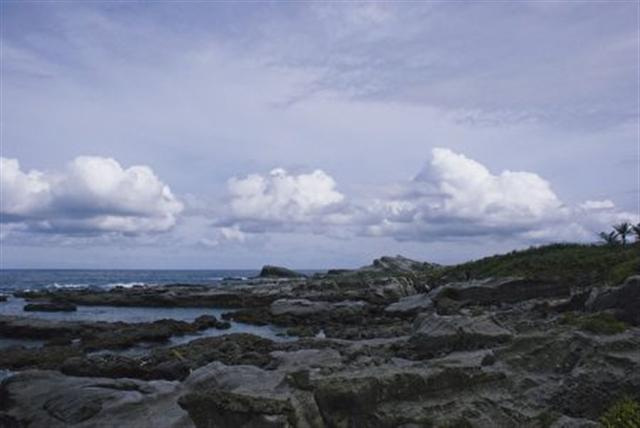 花蓮石梯坪岩岸(Da-Eye/Flickr)