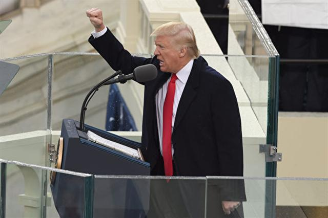 川普總統就職演說全文翻譯