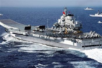 中共海軍司令傳被免職  率遼寧艦南海出醜恐是受罰主因