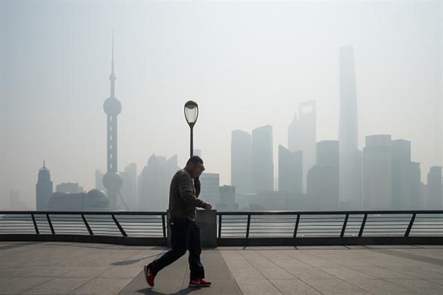 大陸中產階級的焦慮為外界關注。  (Getty Images)