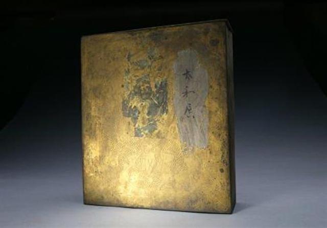 太和殿正脊的寶匣,為銅質抽屜式,表面鎏金。(網路圖片)