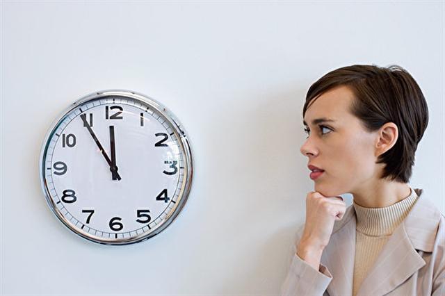每個人從誕生到死亡,身體內的各項機能都有一種近似時鐘的週期性變化。(圖片來源:clipart.com)