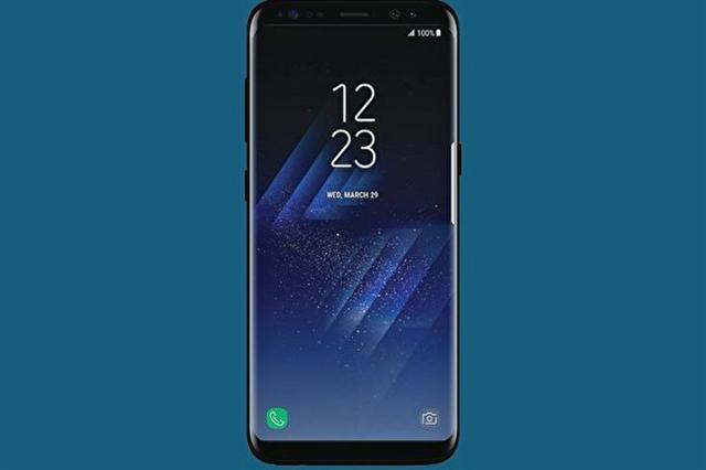 傳說的Galaxy S8,由推特用戶Evan Blass提供,看上去是不是和以前不一樣?(Twitter/Evan Blass)