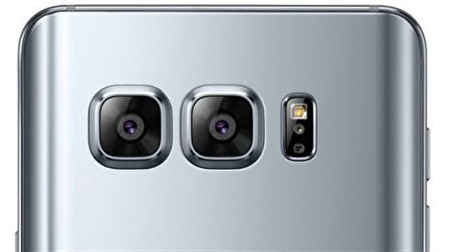 三星Note7 系列的雙鏡頭也可能在Galaxy S8中重現。(網絡圖片)