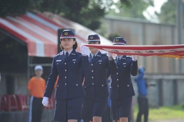 警察大學學生能承傳校風並兼顧理論與實務。(中央警察大學提供)